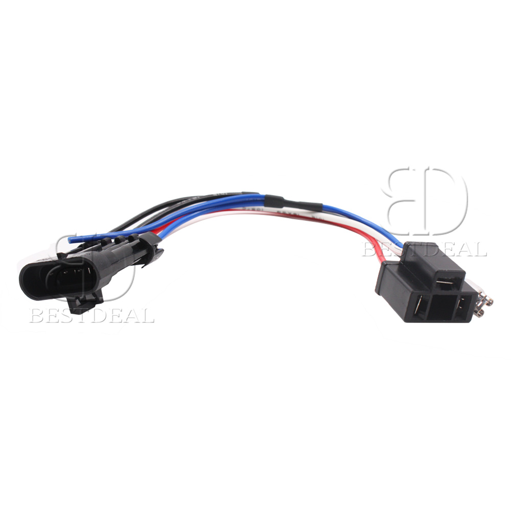 2014 harley davidson wire harness adapter for 7 inch led
