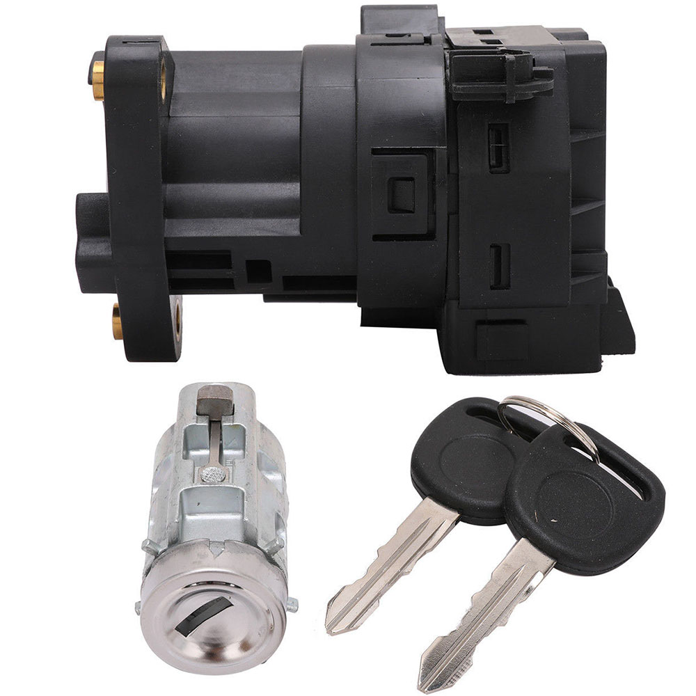 Ignition Lock Cylinder  U0026 Switch Key For Chevy Classic
