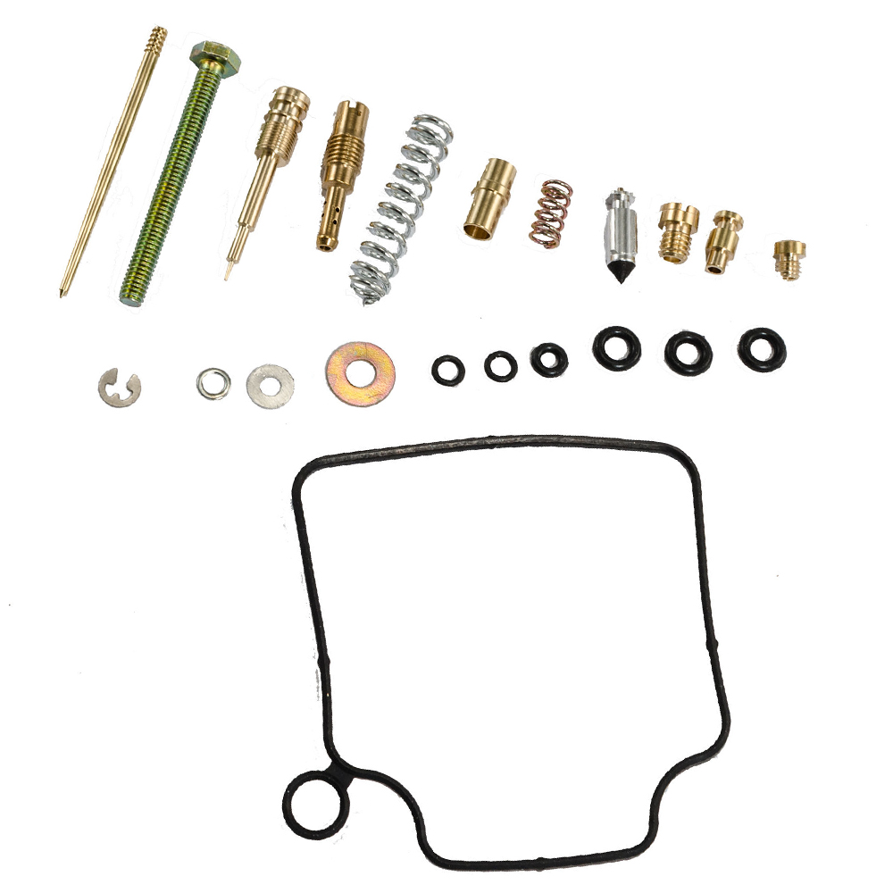 New For 2000-2003 Honda TRX 350 Rancher Carburetor Rebuild Kit Carb Repair