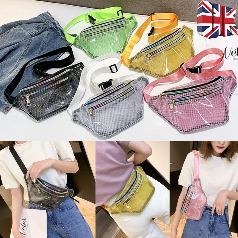 Womens Ladies Bum Bag Waist Fanny Pack Holiday Travel Wallet Money Belt