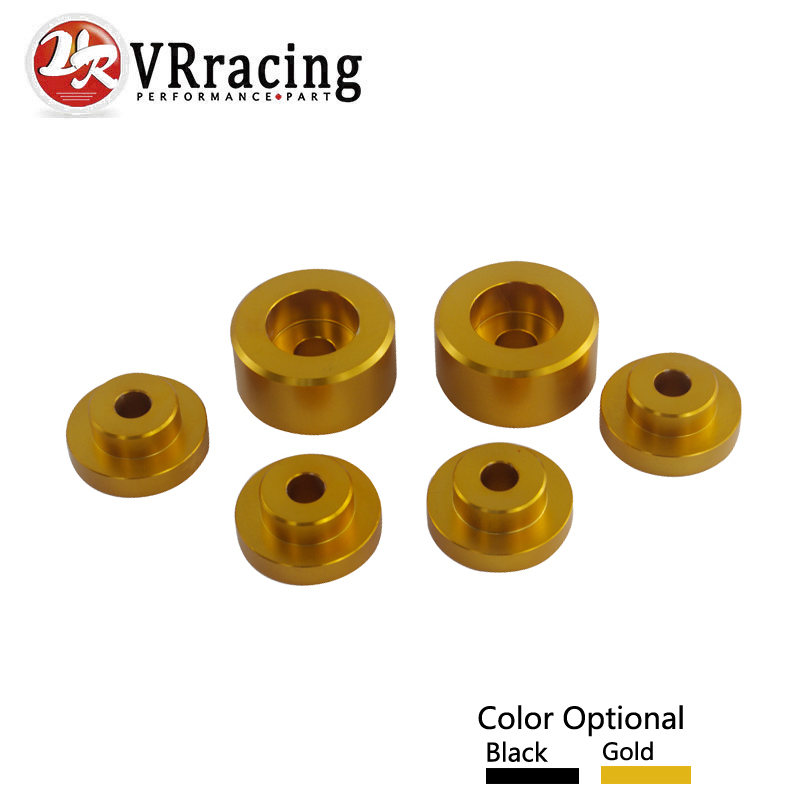 Performance Aluminum Solid Differential Mount Bushings 240sx S14 S15 ISR ISIS