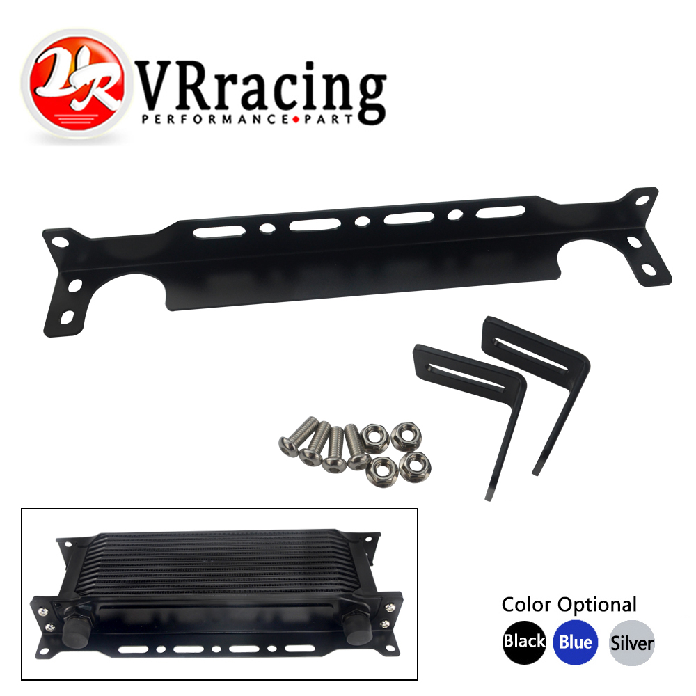 Oil Cooler Mounting Bracket 4pk Universal mounting brackets for oil coolers