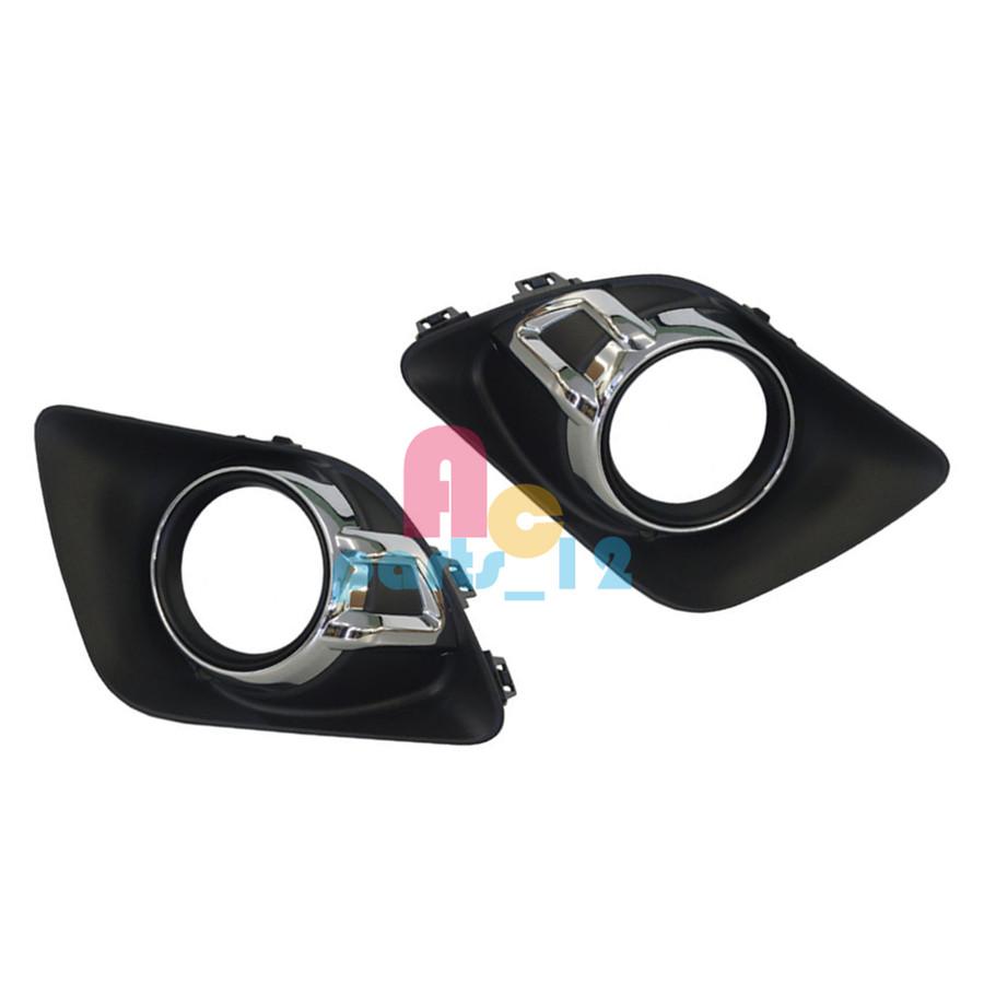 Fog Lamp Light Amp Cover Kits For Mitsubishi Outlander Sport