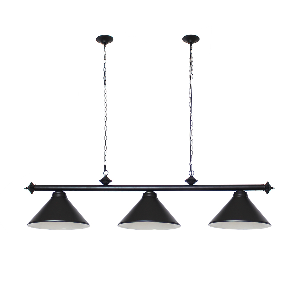"59"" Modern Pool Table Light Fixture Hanging Billiard"