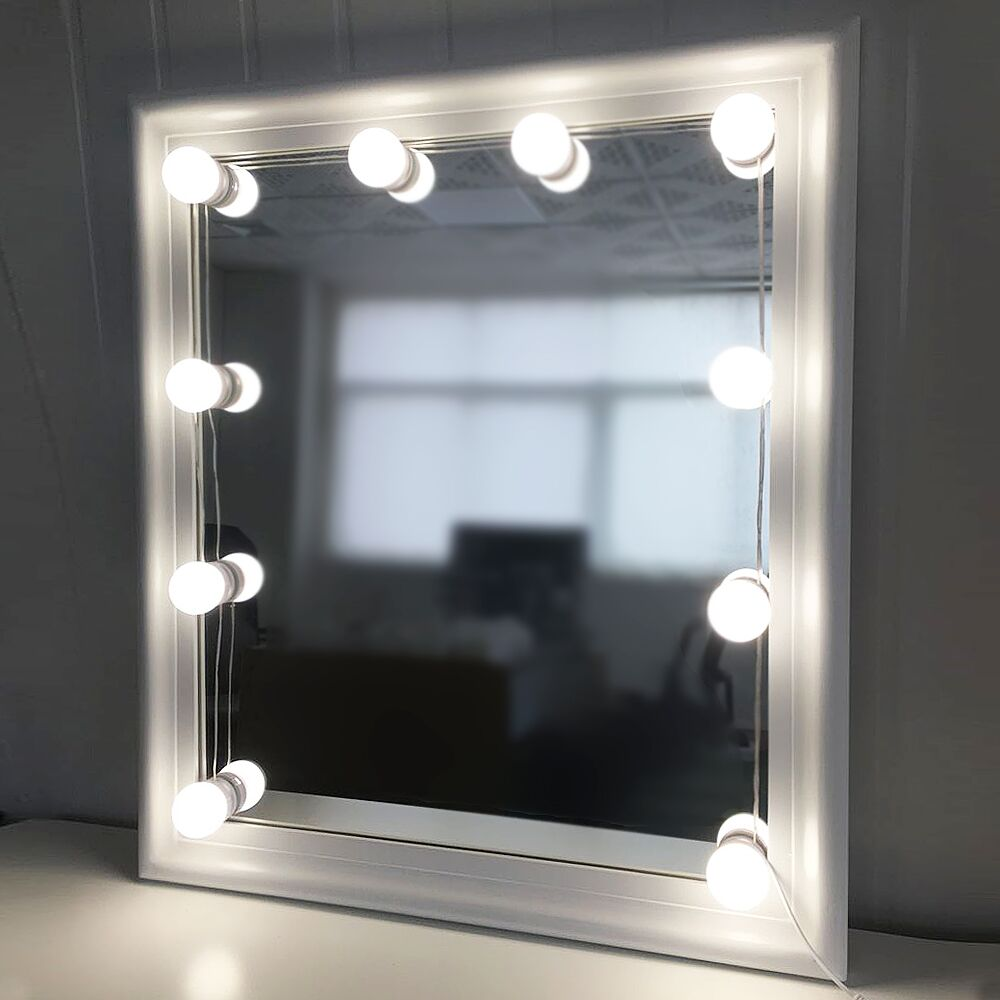 Chende Hollywood Vanity Mirror Light Kit For Makeup