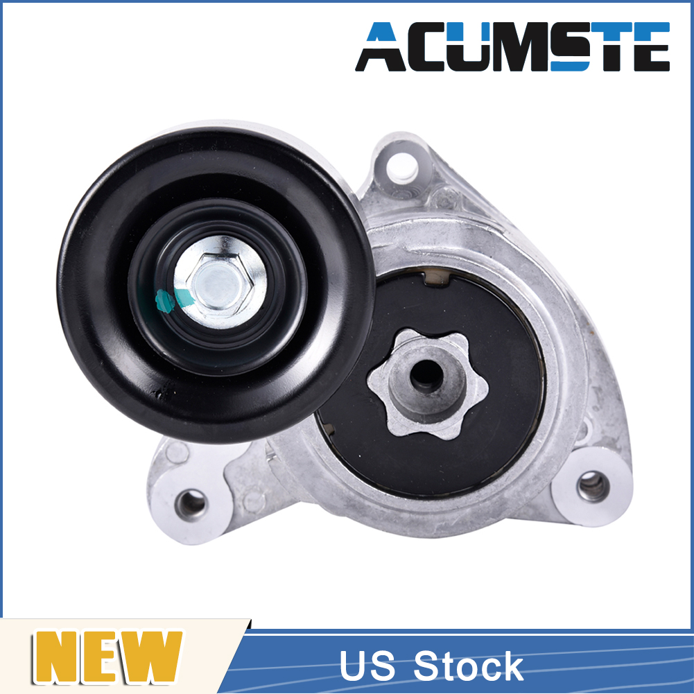 Serpentine Belt Tensioner Pulley For 02-2014 Honda Accord