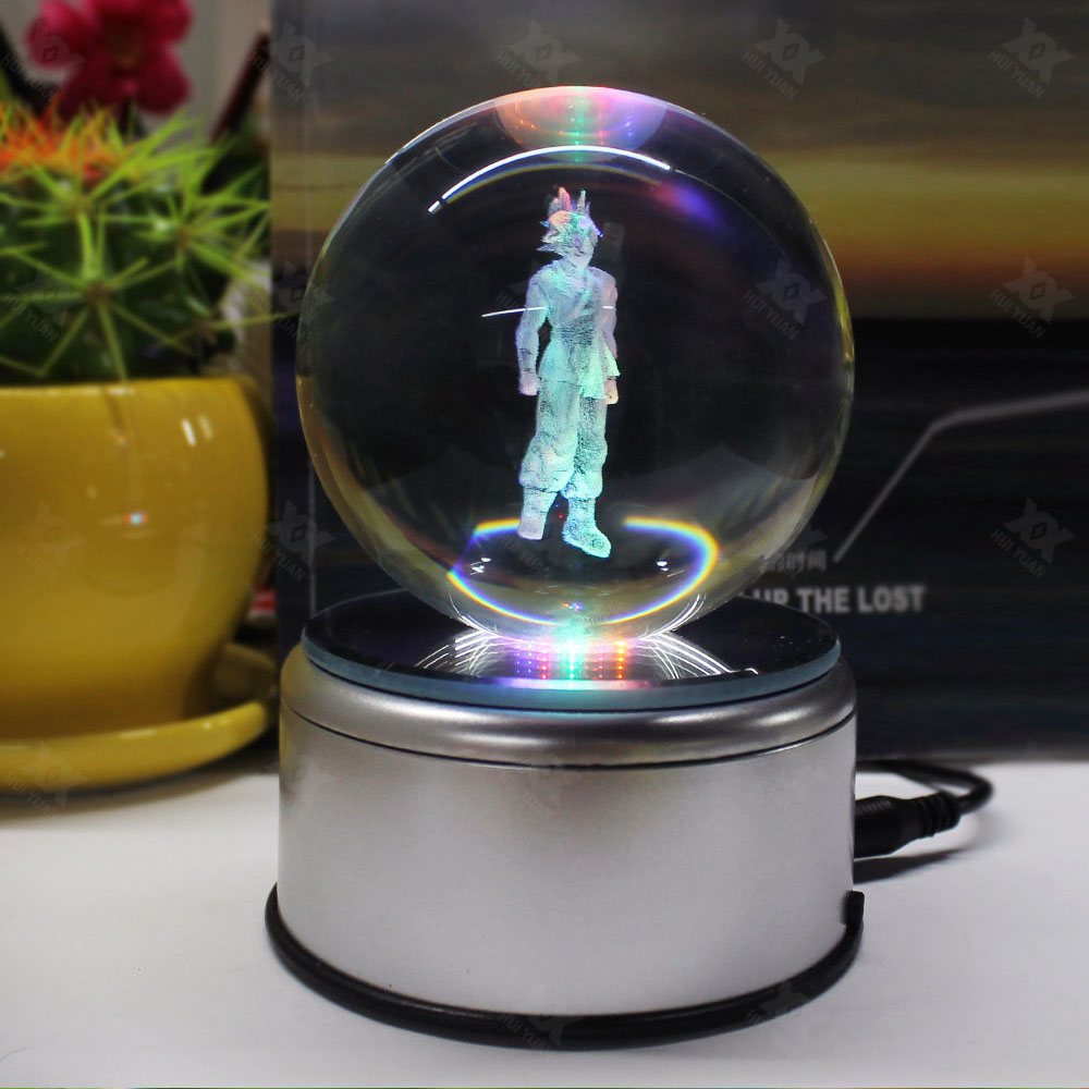 Star wars 3d boule de cristal batman del lumi re nuit bureau lampe de table creative lol ebay - Lampe de bureau star wars ...