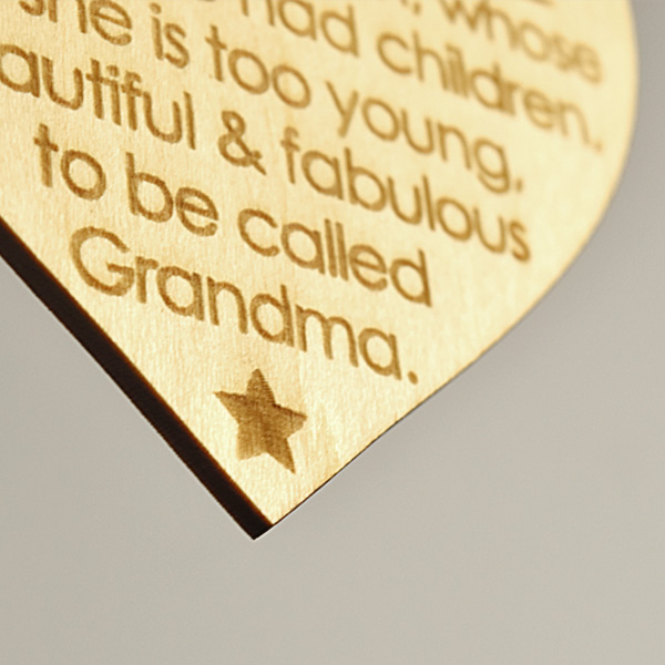 Wooden Wall Hanging Heart Plaque Friendship Sign Home Decor Best ...