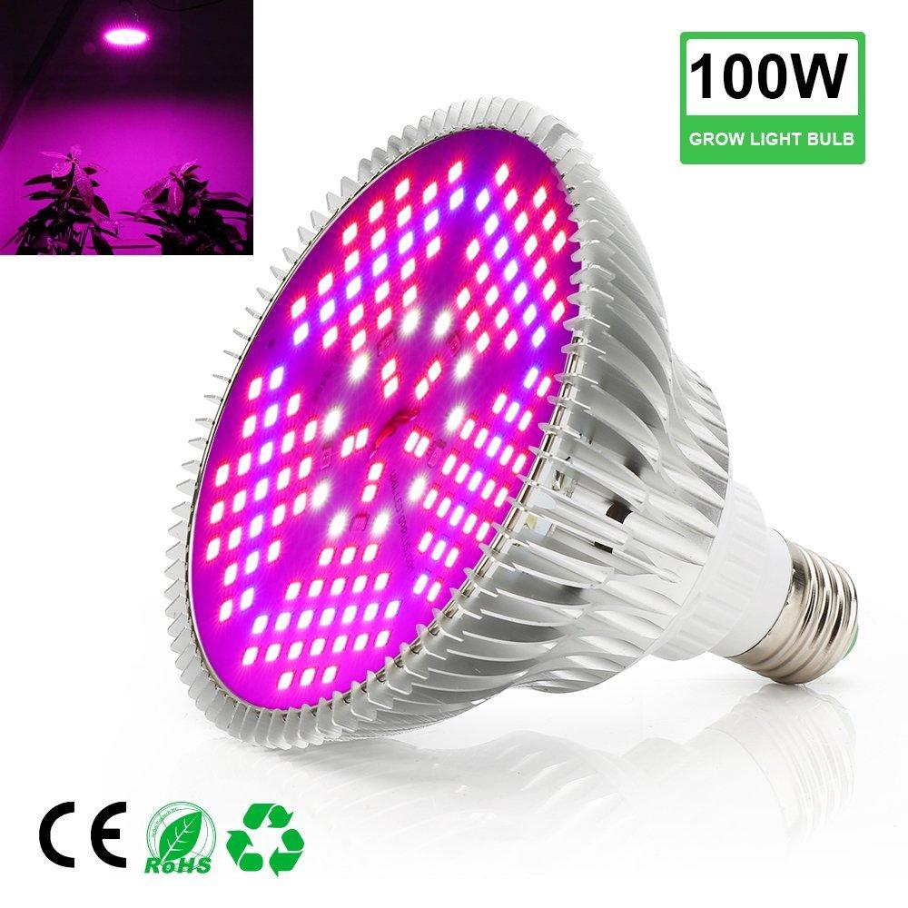 100w voll spektrum led pflanzen lampe grow light f r gew chshaus wachsen licht ebay. Black Bedroom Furniture Sets. Home Design Ideas