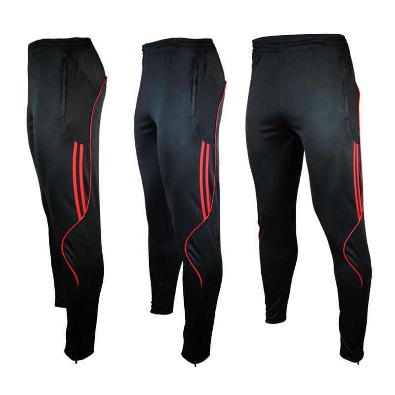 Fashion-Men-039-s-Sport-Athletic-Soccer-Football-Fitness-Training-Sweat-Casual-Pants thumbnail 18