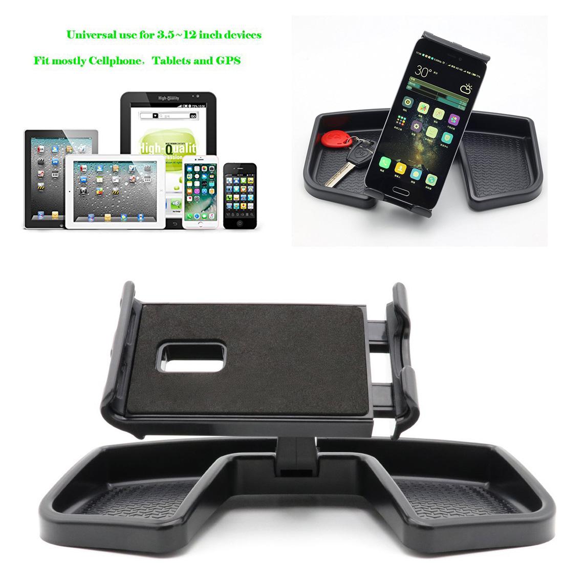 bracket mount dash ipad tablets gps phone holder for 2015 2018 jeep renegade b 7437550737361 ebay. Black Bedroom Furniture Sets. Home Design Ideas