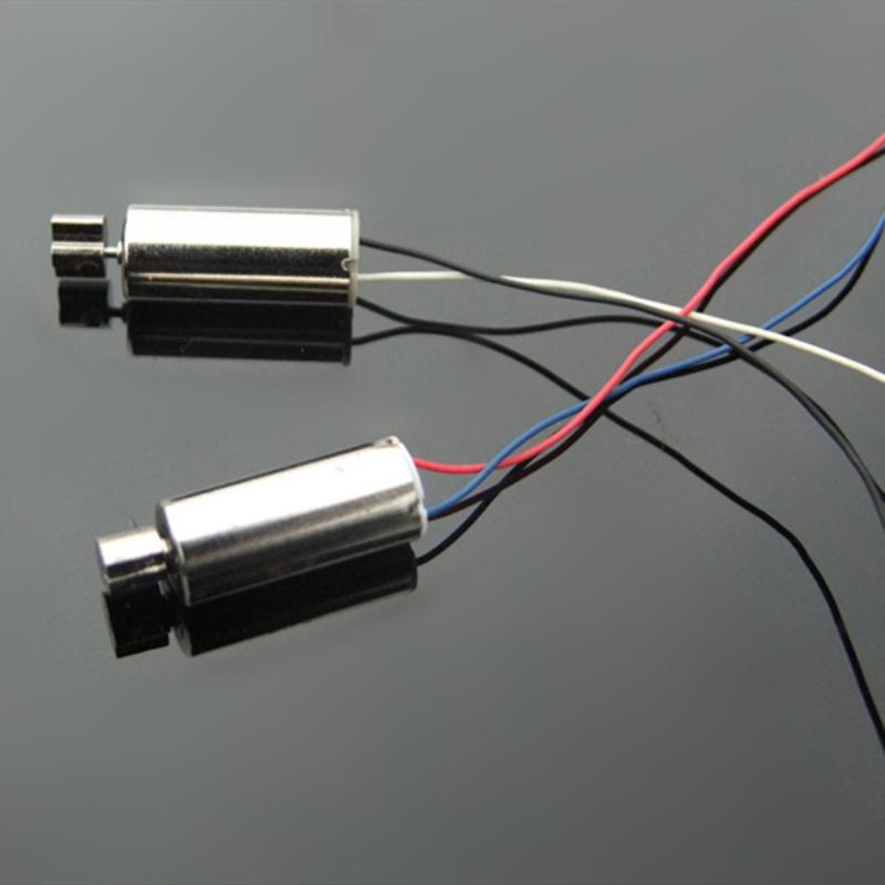 2PCS 7*16mm Coreless Vibration Motor DC3V 4.5V 18000rpm Vibrating for Toothbrush