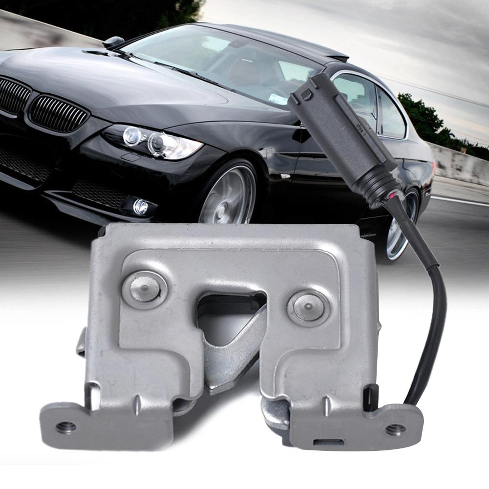 New Lower Hood Lock Latch 51237115229 for BMW E82 E88 E90 E92 E93 E60 E63 M5 X3