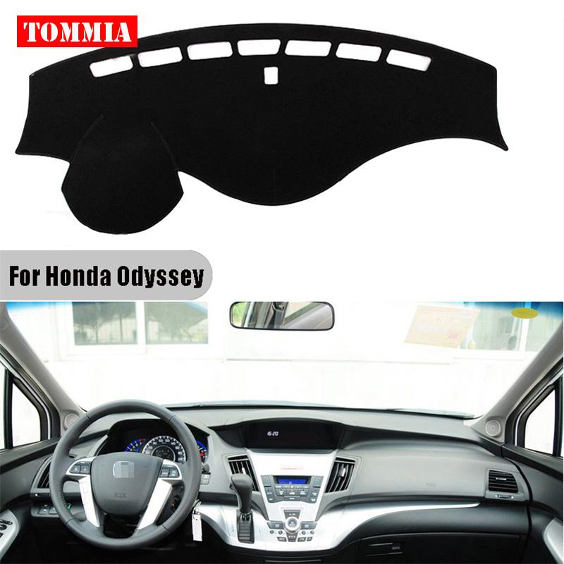 DashMat Original Dashboard Cover Honda Odyssey Premium Carpet, Black