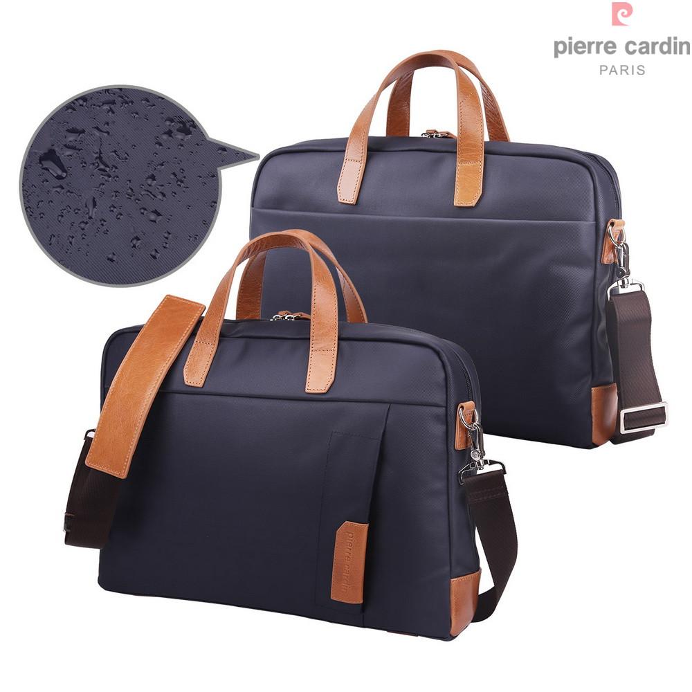 fbca761ff Pierre Cardin men's briefcase business laptop handbag Shoulder messenger bag  15