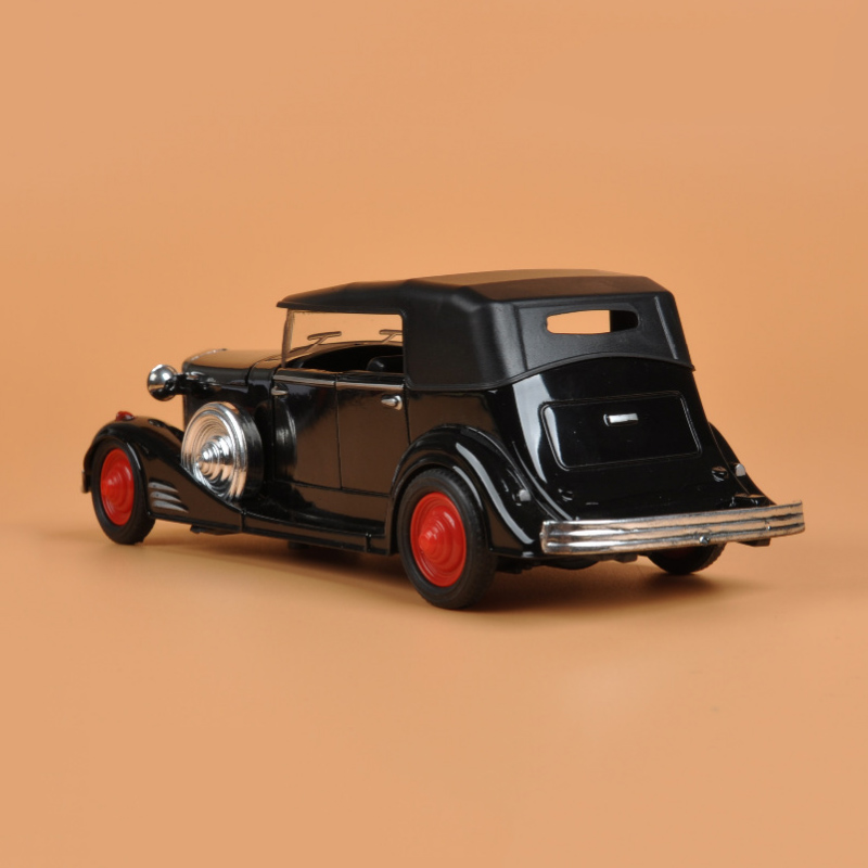 1934 Vintage 1:28 Rolls-Royce Phantom II Alloy Diecast Car Model ...