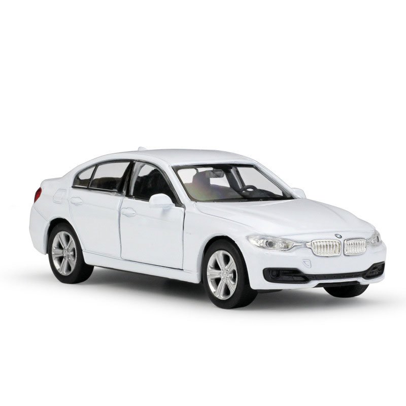 BMW 3 Series 335i 1:36 Scale Model Car Diecast Gift Toy Vehicle Kids Collection