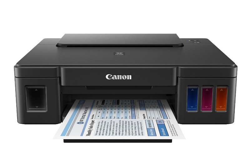 Canon PIXMA G1000 Single Function Color Ink Tank System Printer DHL EMS