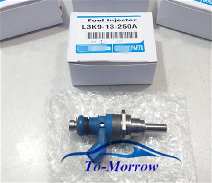 OEM Fuel Injector For Mazda Speed 3 6 CX-7 Turbo 2.3L L3K9-13-250A E7T20171