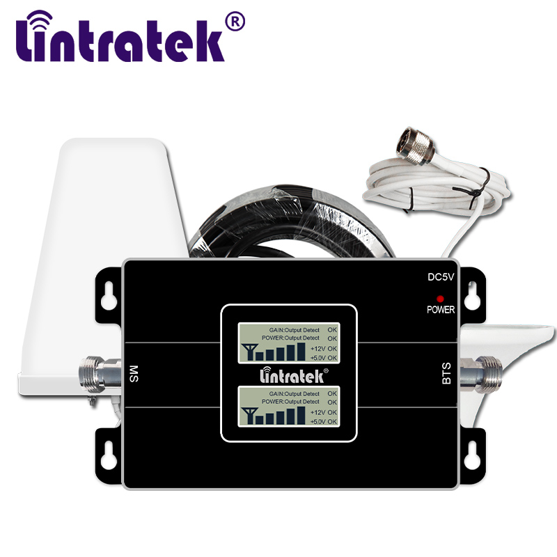4g Lte Signal Booster 1800 Gsm 900 Repeater 2g Amplifier Antenna Band 3 Europe Ebay
