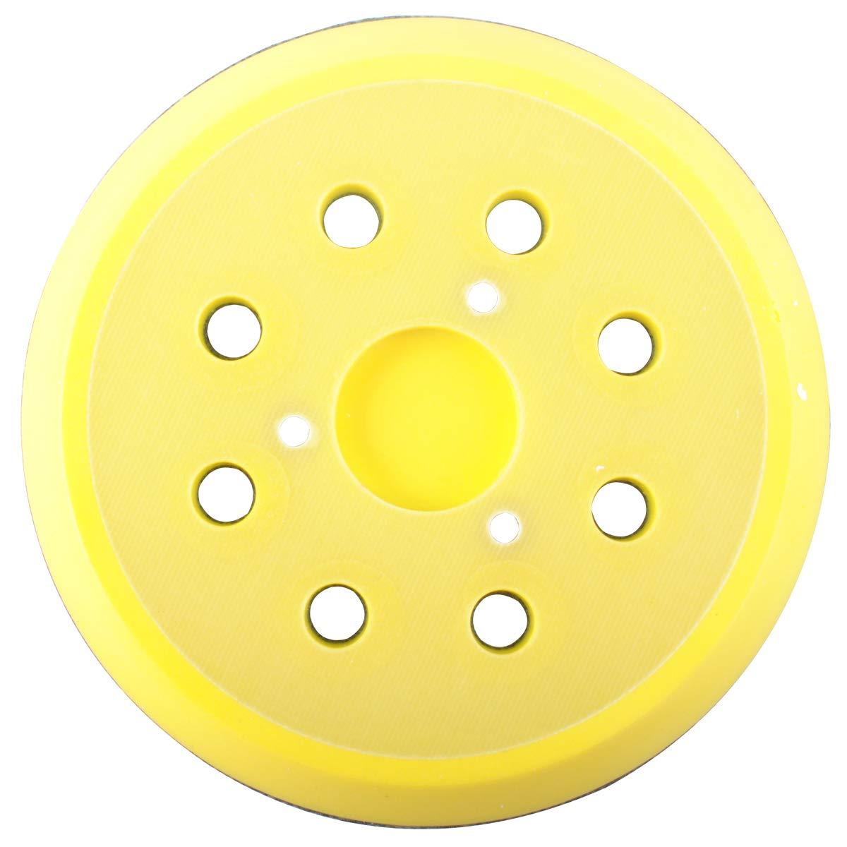 """dw423 D26456 DW422 D26453 DeWalt 5/"""" Orbit Sander Backing//Base Pad pour Dw421"""