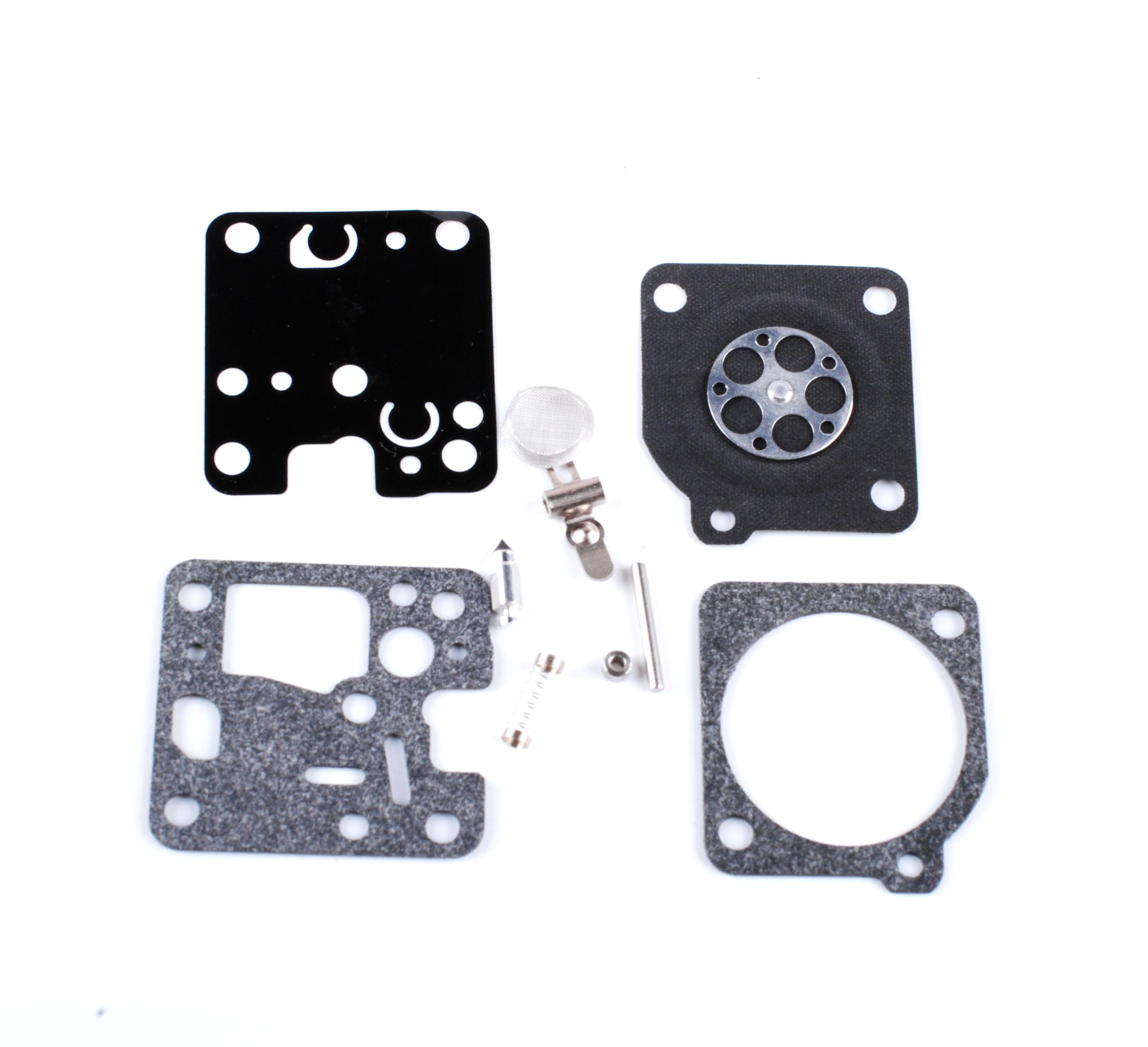 Carburetor Rebuild Kit for Echo SRM230 SRM231 210 210i 225 Parts ZAMA RB-107
