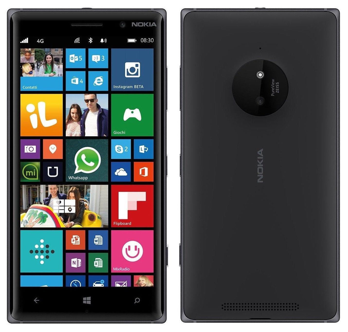 Nokia lumia 830 t mobile - 5 0 034 Nokia Lumia 830 Gsm At
