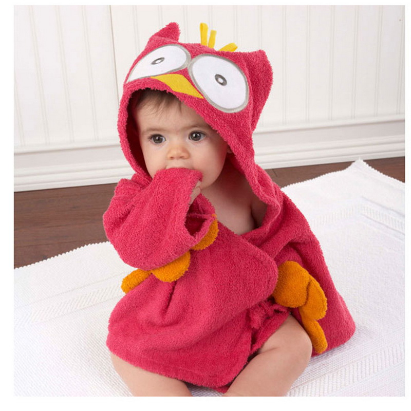 f5508c206aead Pyjama Polaire Bébé Garçon Fille Chemises de Nuit Forme Créatif Animal 3-12  Mois