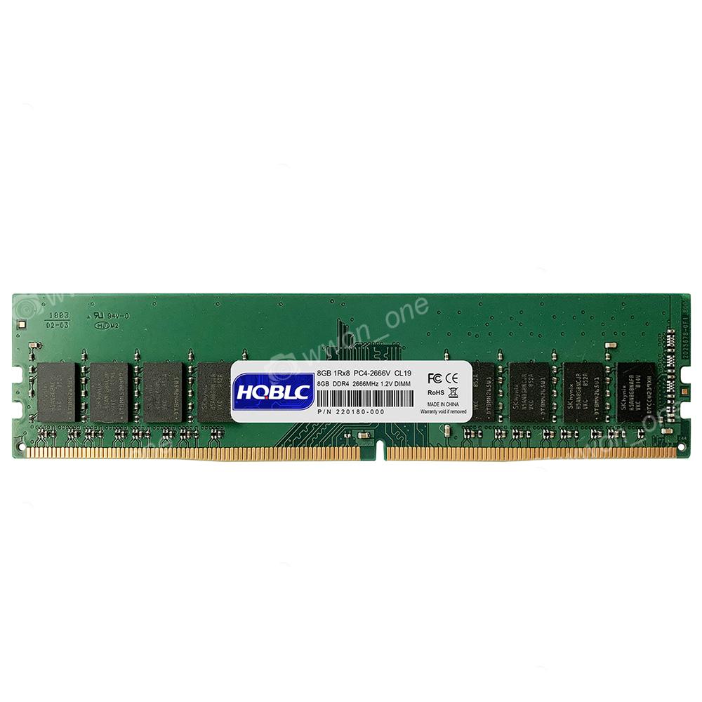 For Hynix 8GB 16GB 1Rx8 PC4-21300 DDR4 2666  PC4-2666V 288pin DIMM NonEcc Memory