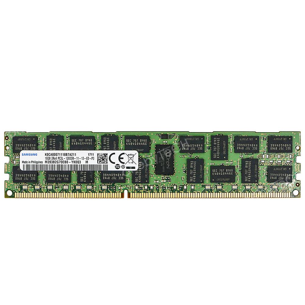 16GB 1X16GB DDR3 1333MHz PC3L-10600 1.35V RDIMM Memory Dell PowerEdge M620 R320