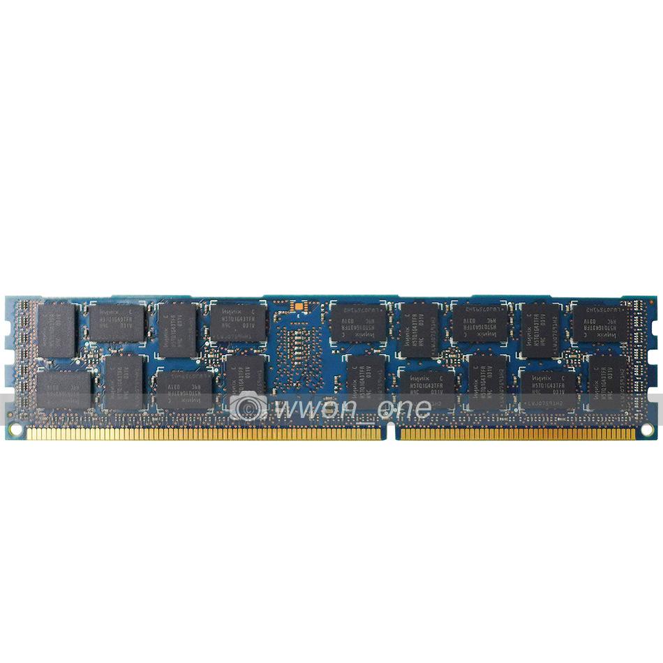 32GB 4x8GB DDR3 PC3-10600R ECC Reg Server Memory RAM HP Z620 Workstation