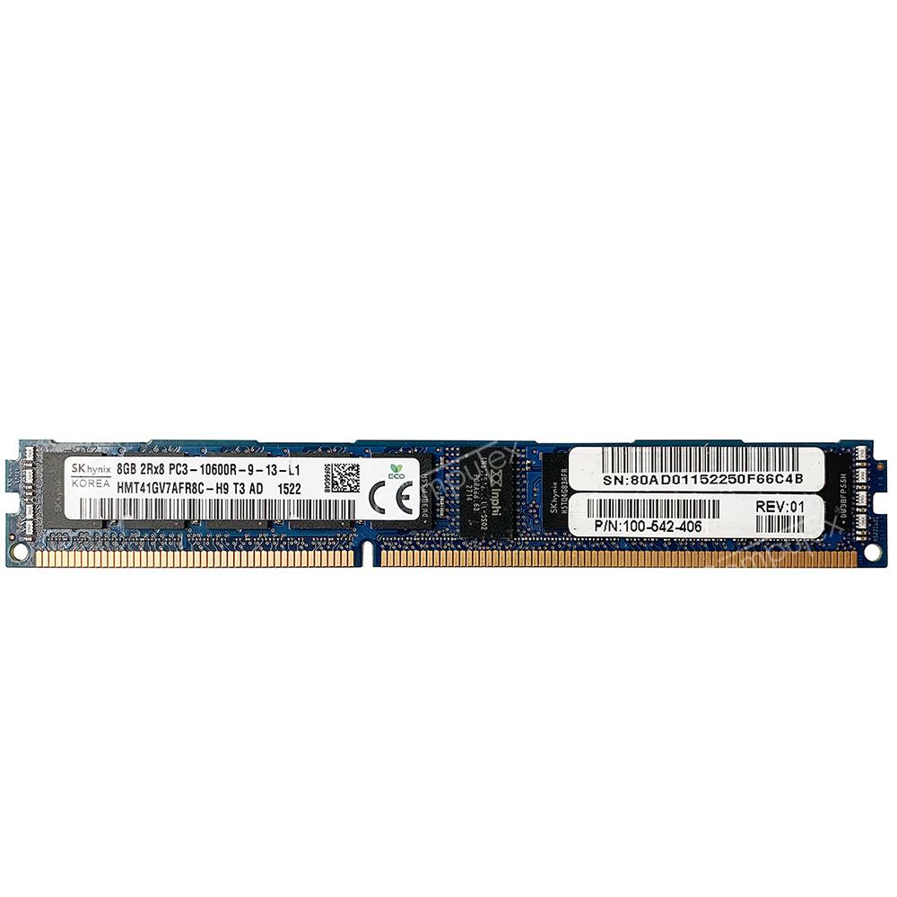 Hynix 16GB 2Rx4 PC3L-10600R DDR3 1333MHz 240Pin RDIMM ECC REG Server Memory RAM