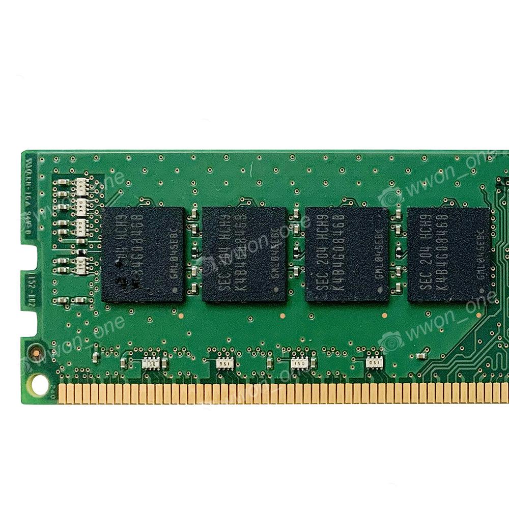 Samsung 32GB 4x8GB 2Rx8 PC3-10600E DDR3-1333MHz 240Pin ECC Unbuffered Server RAM