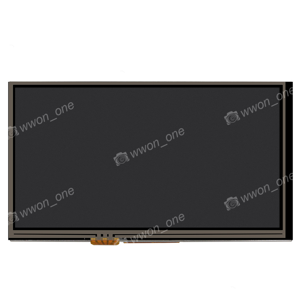 Tomtom Map Of Usa And Canada V8.60 59.06A22.004 5521BC0 LCD Display Screen Panel PART For TomTom Go