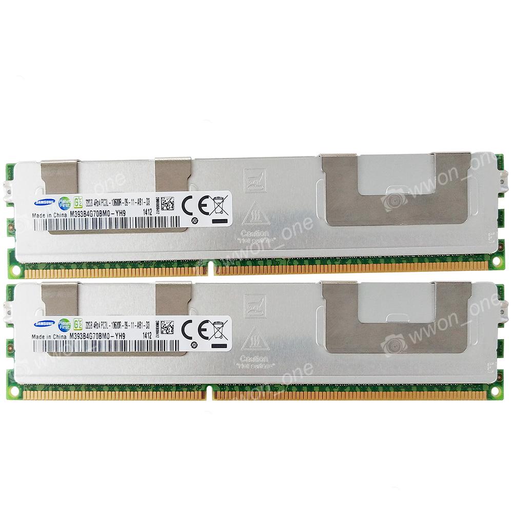 Server Memory RAM HP 782408-001 Equivalent 32GB DDR3 PC3-10600 1333 MHz LRDIMM