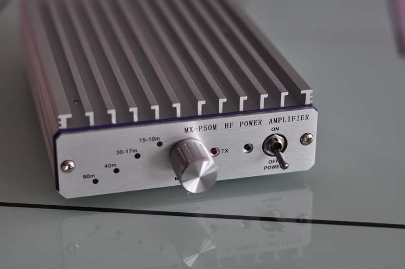 Hf amplifier hook up