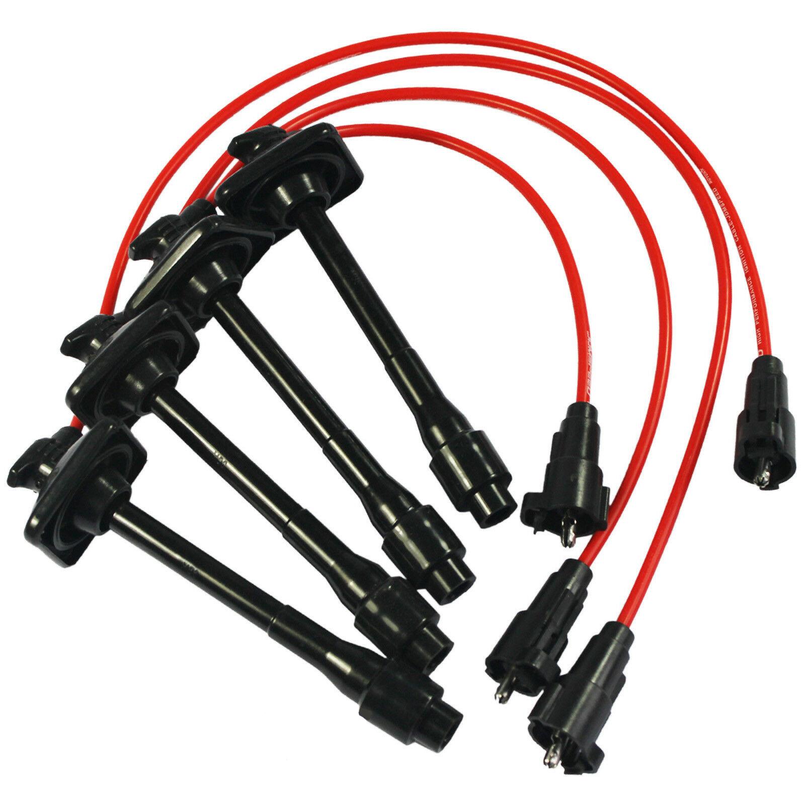 Ignition Spark Plug Wires  90919-22400 for 97-01 Toyota Camry Solara Rav4 2.2L