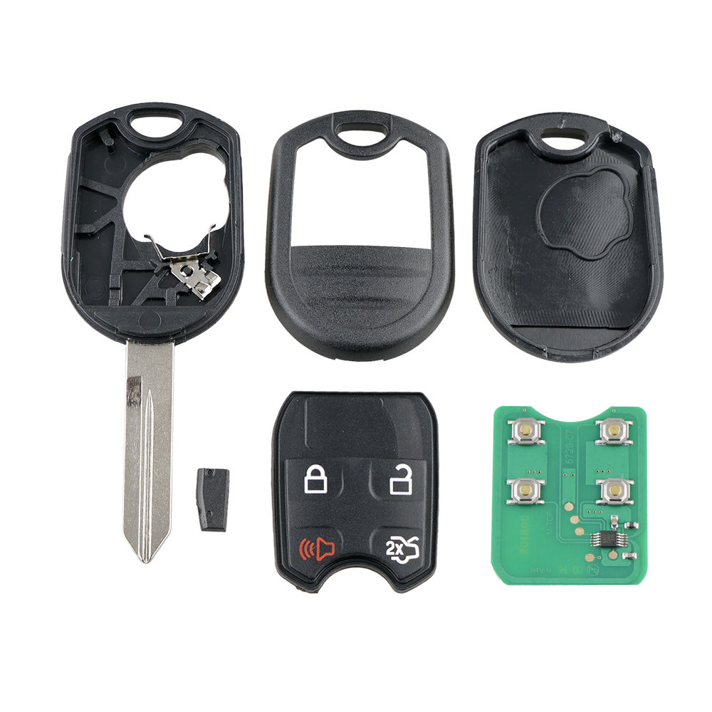 For 2010 2011 2012 2013 2014 Ford Mustang Keyless Entry