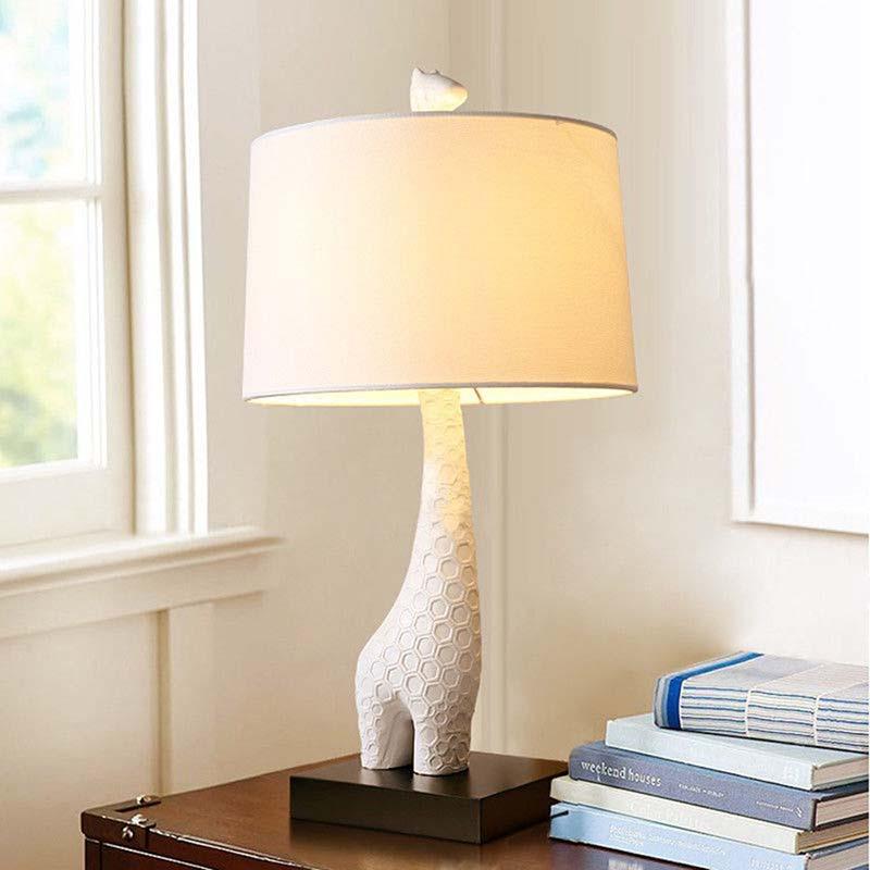 Details about Modern Style Giraffe Shape Desk Light Table Lamp Bedroom  Decor Lighting Fixture
