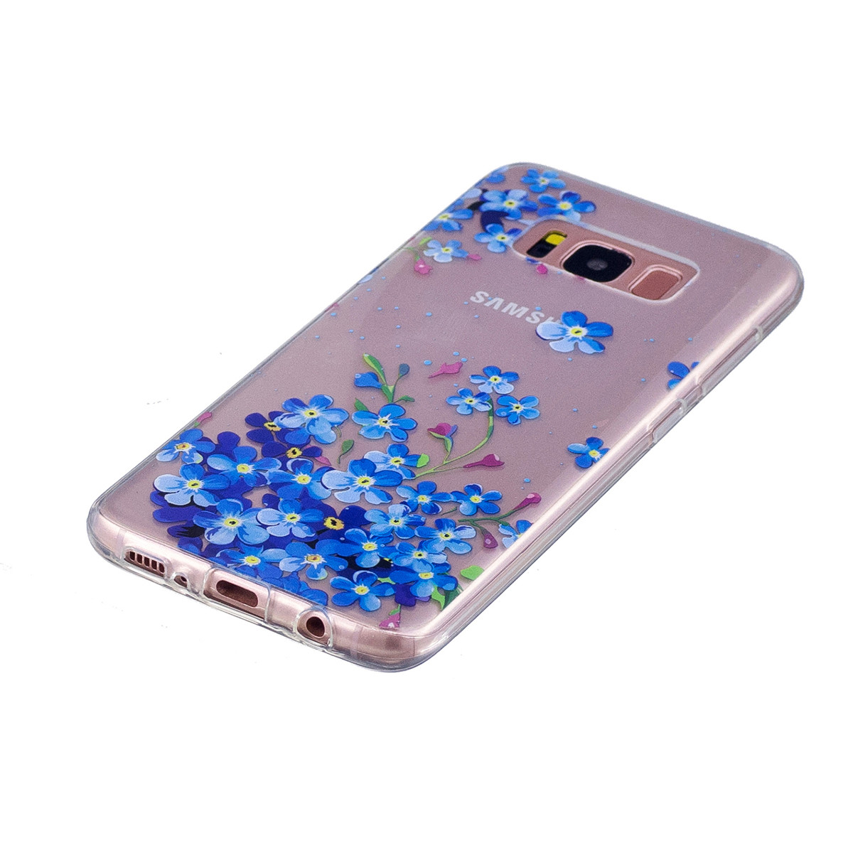 For Samsung Galaxy Note 8 S8 Plus J3 J7 Clear Soft Tpu Gel Case 2016 J320 Gratis Tempered Glass Ultrathin