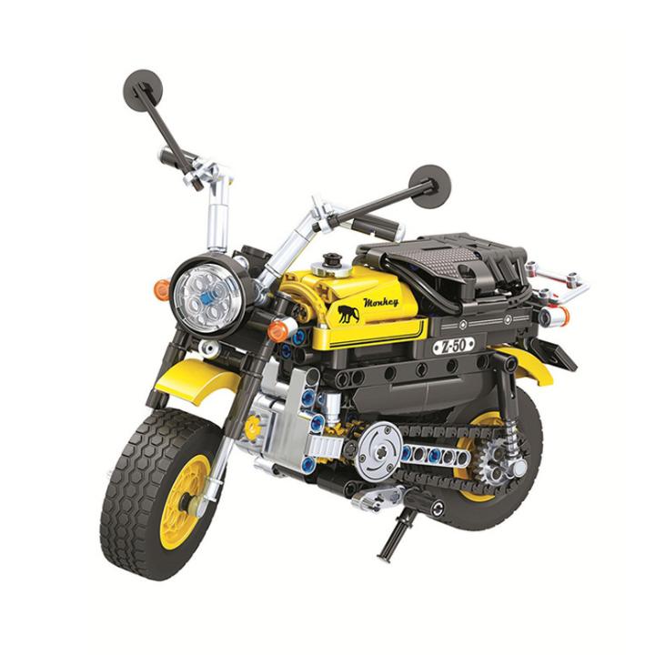 stadt serie mini motorrad kinder spielzeug figur modell. Black Bedroom Furniture Sets. Home Design Ideas