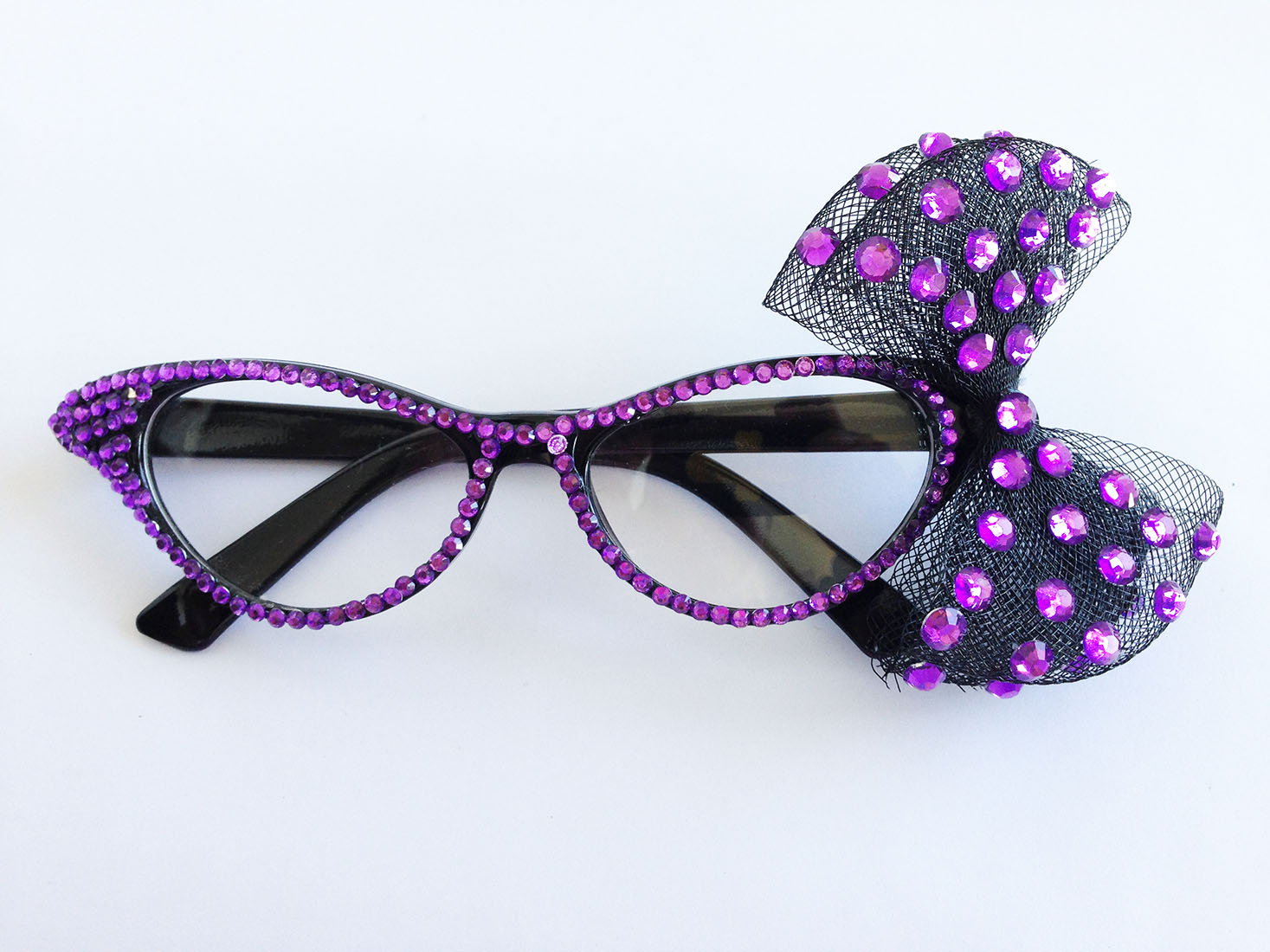 1pc-Xmas-Women-Girl-Glasses-Bowknot-Dance-Party-Costume-Fancy-Dress-Accessories