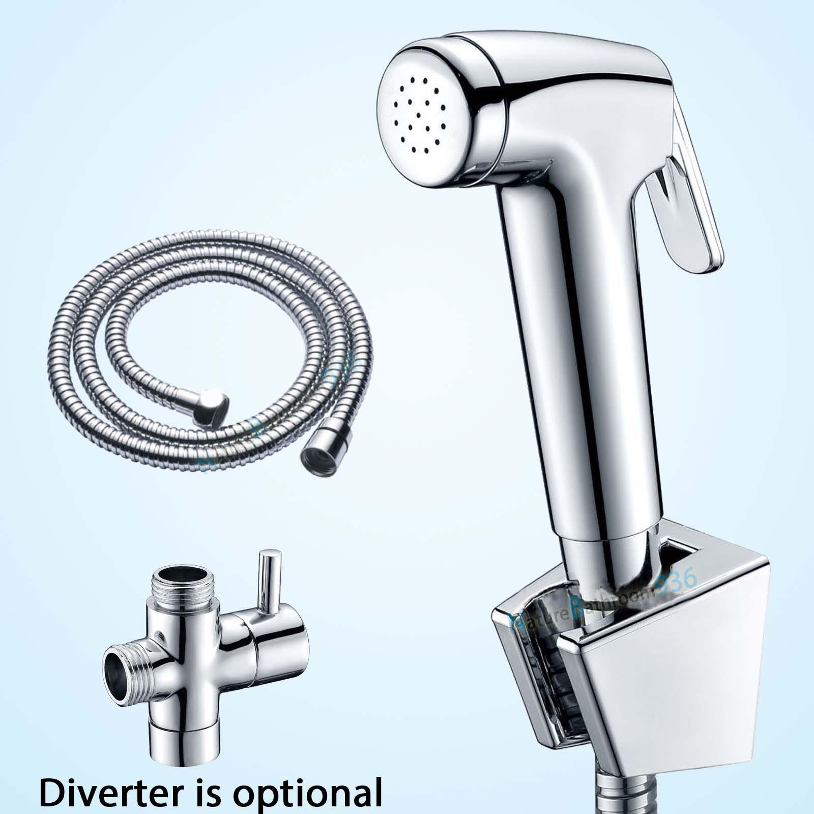 Handheld Shower Head Douche Toilet Bidet Spray Wash Jet Shattaf ...