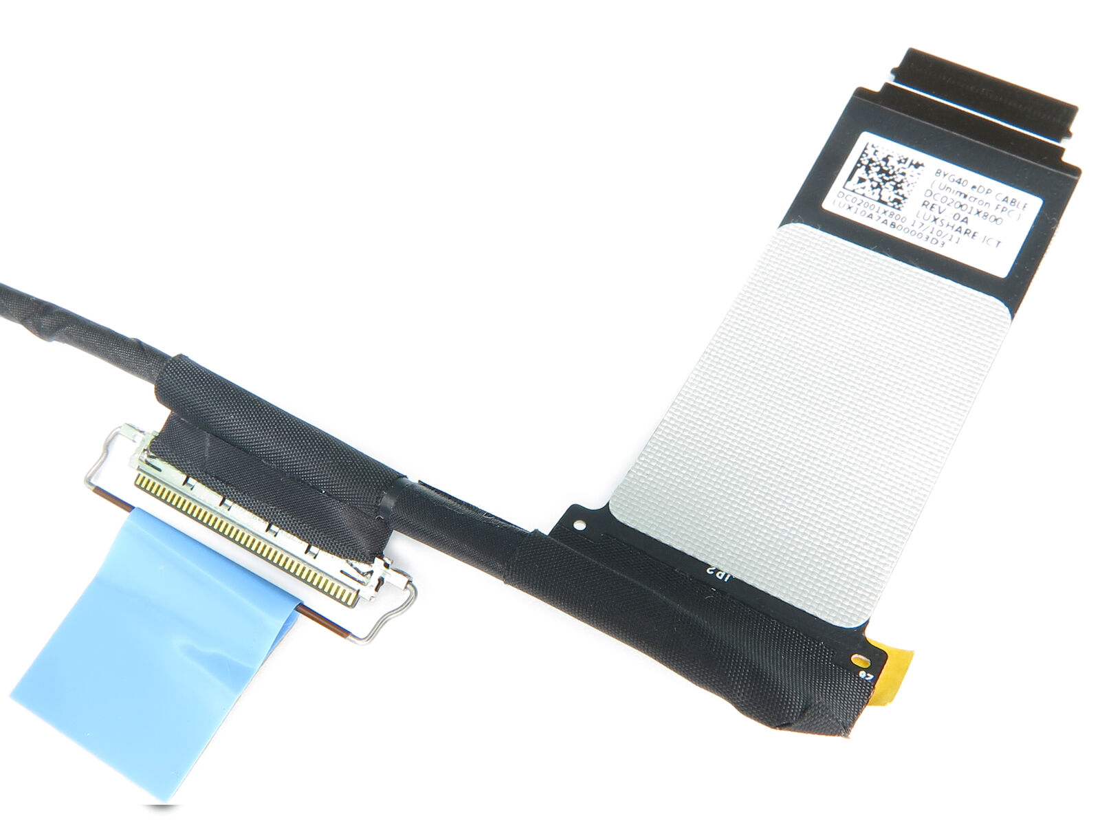 LVDS LCD Display EDP Video Cable For Lenovo DC02001X810 900-13ISK2 YOGA 4 80MK