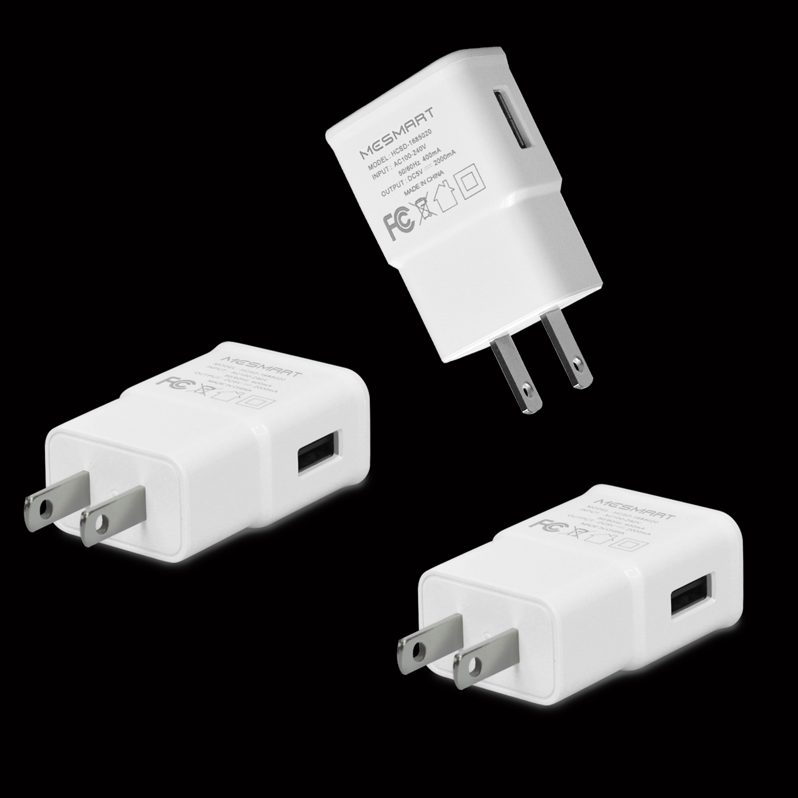 wholesale dealer 7068b 5f18c Fast USB Wall Charger Power Adapter for iPhone X XR XS Max 8 7 6 6S ...