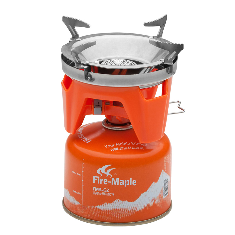 Kitchen Stove Fire: Fire-maple Camping Stove Cooking Heat Exchanger Pot