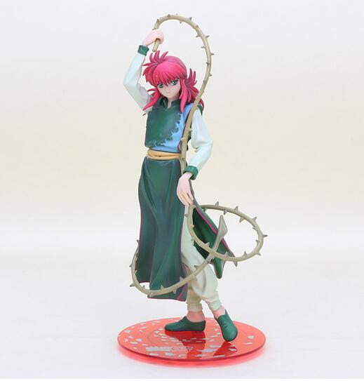 Non Scale PVC Made Painted Completed Figure Resale Yu Yu Hakusho Kurama