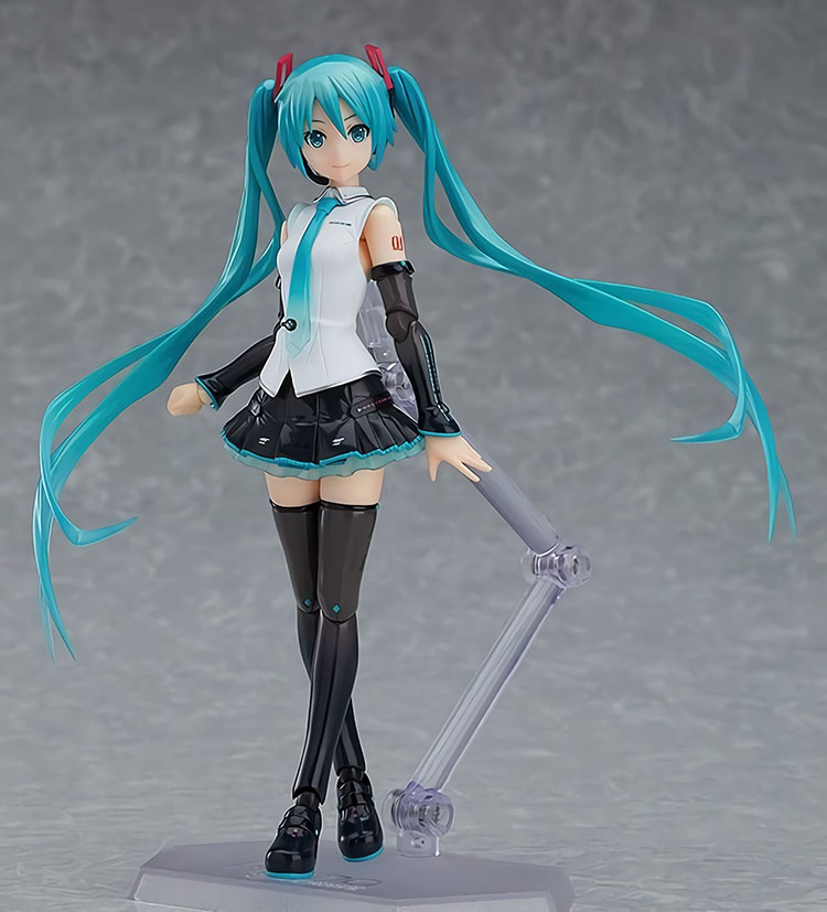 Hatsune Miku blue bikini PVC Action Figure figures doll state state collect new