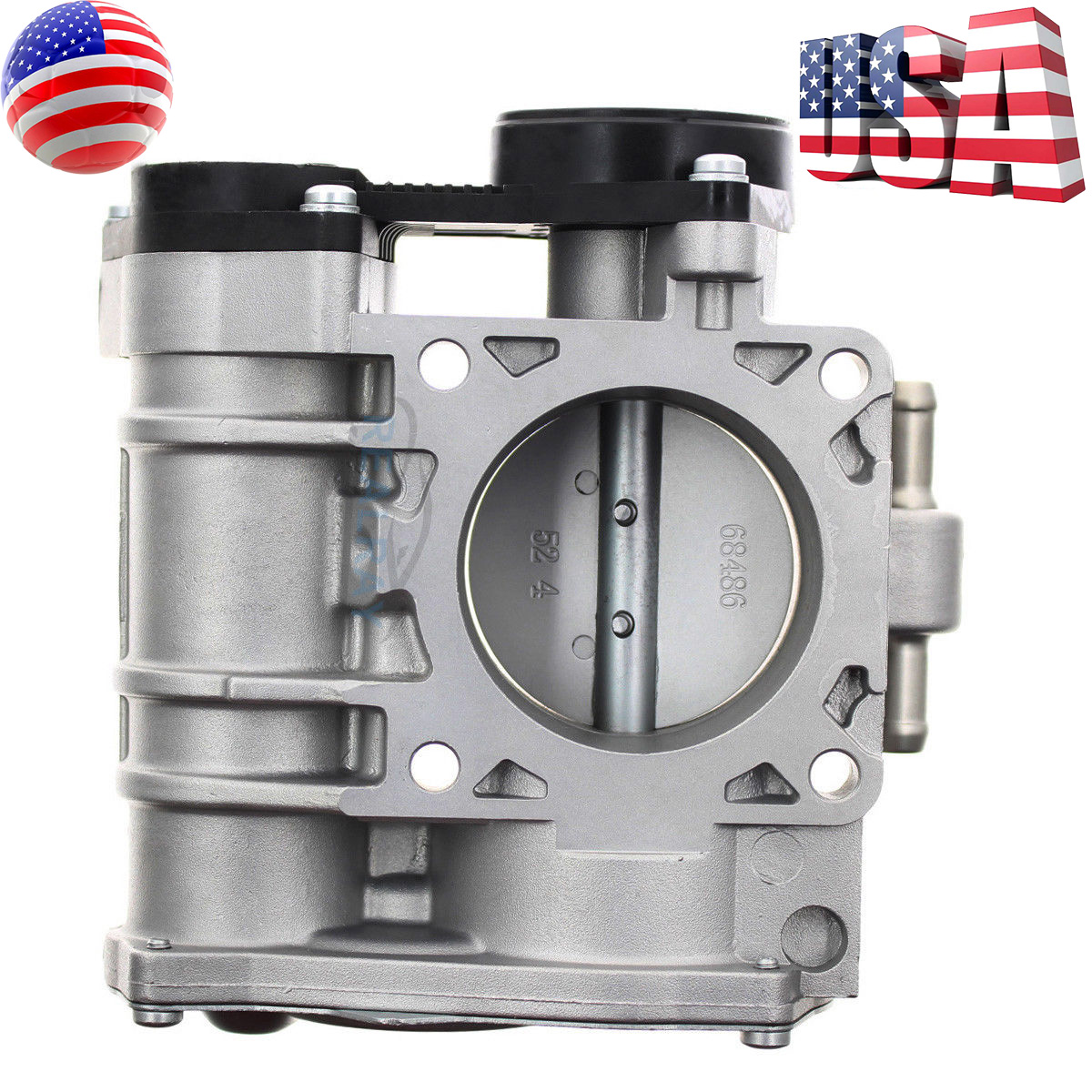 For Suzuki Forenza Reno I4 2.0L 06-08 Throttle Body Assembly 25368821 96417730