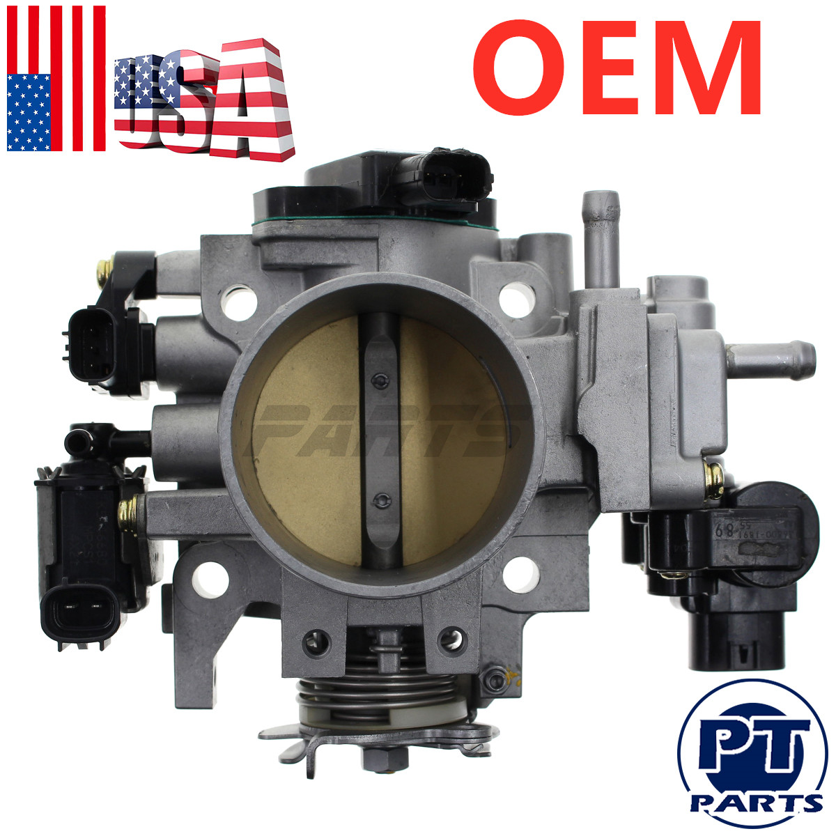 GENUINE Throttle Body 16400-PPA-A11 For Honda CR-V With Cruise Control 2002-2005